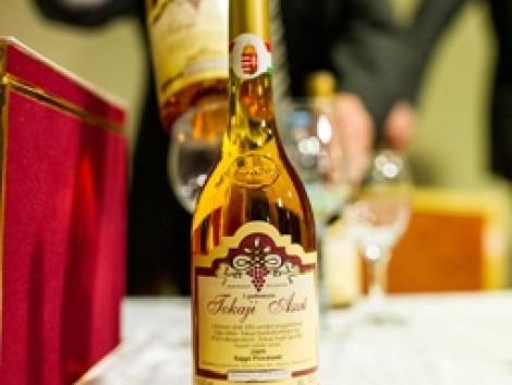 Tokaji borok taroltak az Országos Syngenta Borversenyen