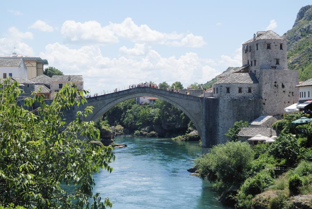 Mostar városa