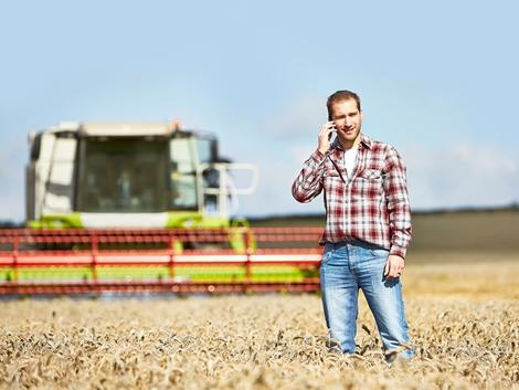 Ön a mezőgazdaságban dolgozik? – Telefonáljon ingyen!