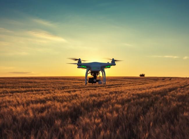 A mezőgazdaságban is terjed a drón őrület