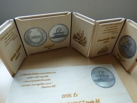 Az idei évben is átadták a MEGFOSZ díjakat