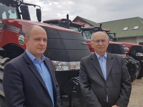 CASE IH: töretlen a fejlődés az AGRO-BÉKÉS Kft-nél