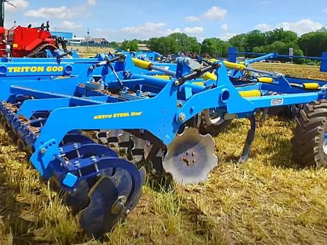 Mutatjuk a talajművelés még sohasem látott gépeit (+Videók!)