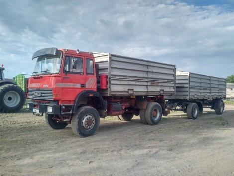 Keressen nálunk szállítójárművet az aratáshoz