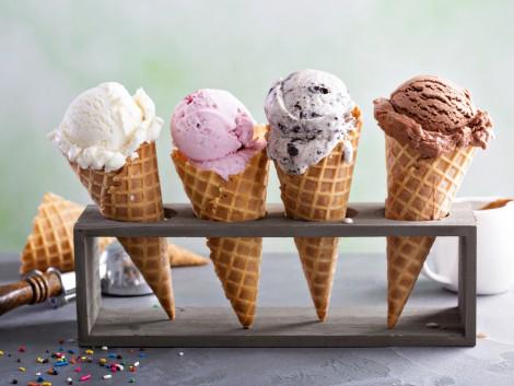 A fagylaltok új generációja a napon sem olvad el azonnal