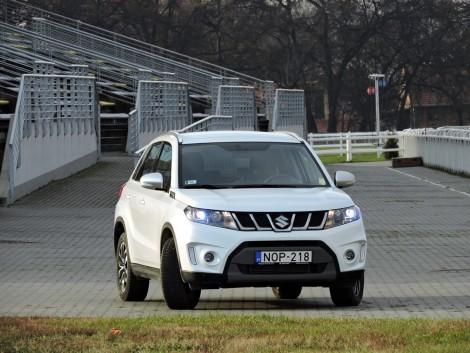 Földszaggató sportfokozat: Suzuki Vitara S 1.4 T
