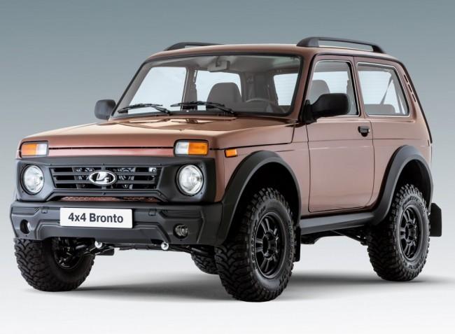 Lada 4x4 – most még terepesebb kivitelben