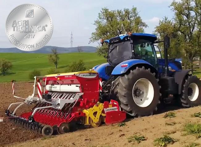 Az Agritechnica díjazott gépészeti innovációi – III. rész