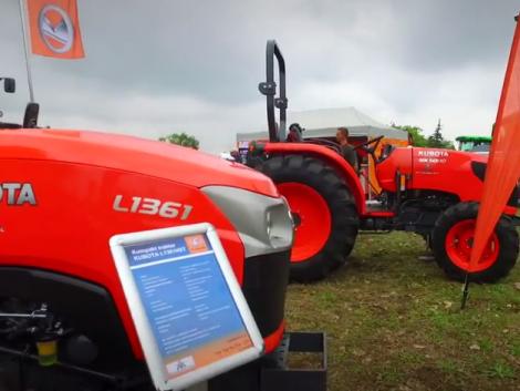 Megmutatjuk a 300. magyar Kubota traktort! (+Videó)