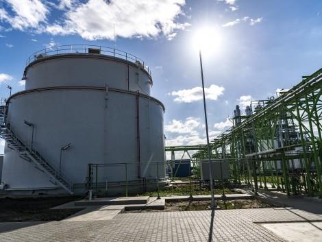 Európa egyik legnagyobb izocukor gyárát avatták fel Tiszapüspökin