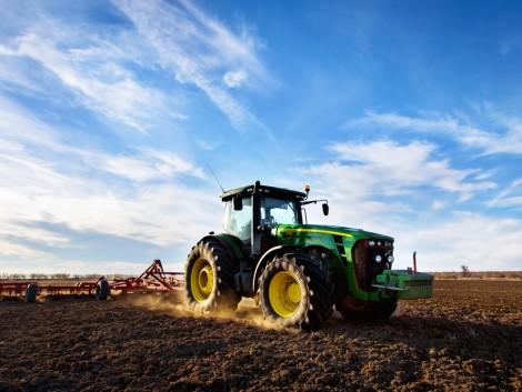 A román elnök a precíziós gazdálkodás terjesztését szorgalmazza