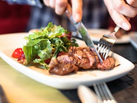A húsfogyasztásról való lemondás nem old meg minden problémát