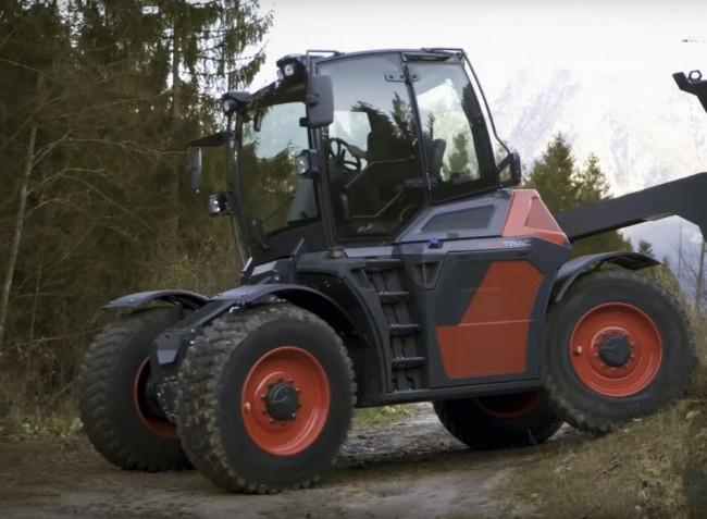 SYN TRAC – Az  újabb trak rendszer ismét a sógoroktól