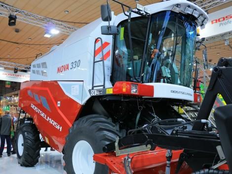 Gépcsodák a hannoveri Agritechnicáról