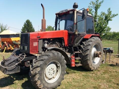 MTZ traktorok hathengeres motorral