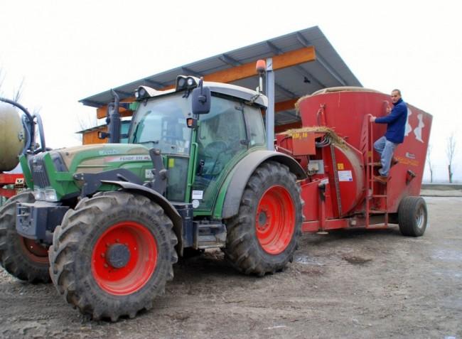 A Fendt traktorokban örömmel dolgozik a gépkezelő
