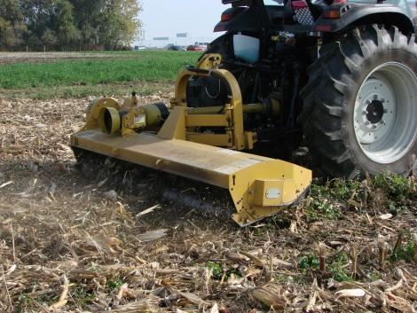 Így takaríthatjuk be a kukoricaszárat