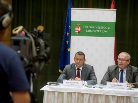 Dr. Gyuricza Csaba a NAIK kinevezett főigazgatója