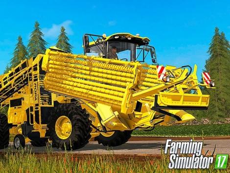 A Farming Simulator 17 újabb DLC-vel bővül