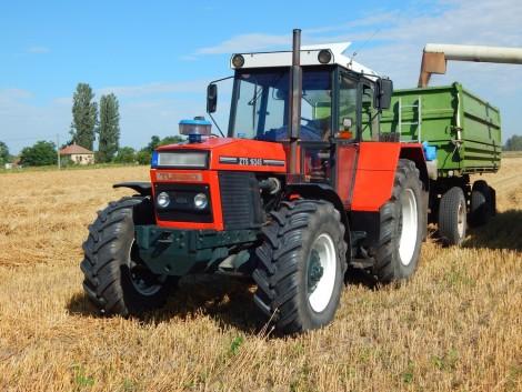Tavaly év elején és év végén volt erős a használt traktorok forgalma