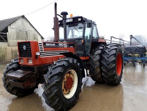 Népszerű traktormárkák, -típusok