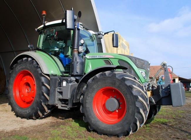 Én már csak Fendt traktort vezetek!