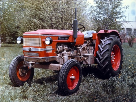 Egységesített traktorcsalád a legkülönbözőbb igényekre