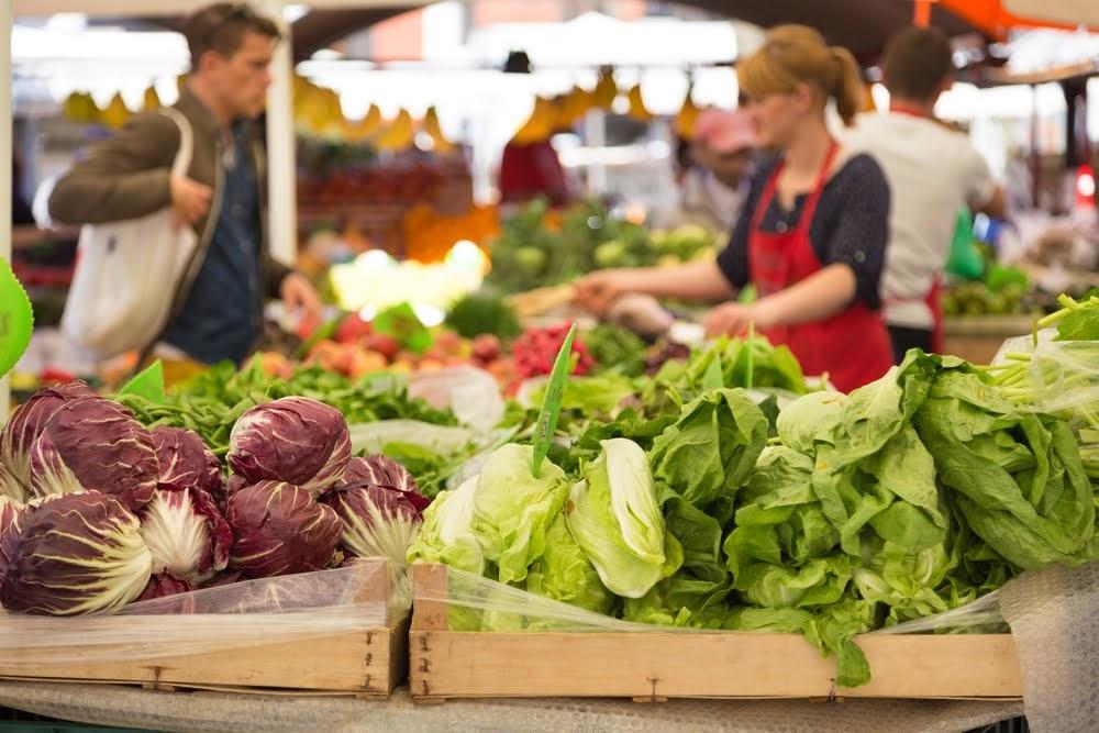 termelői piac zöldség