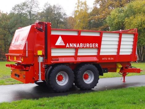 Az Annaburger újdonságai az EuroTieren