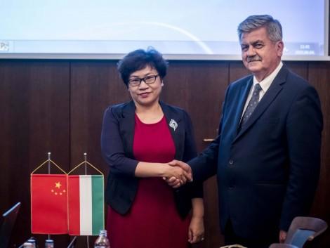 Kína szélesre tárná piacát a magyar mezőgazdasági termékek előtt