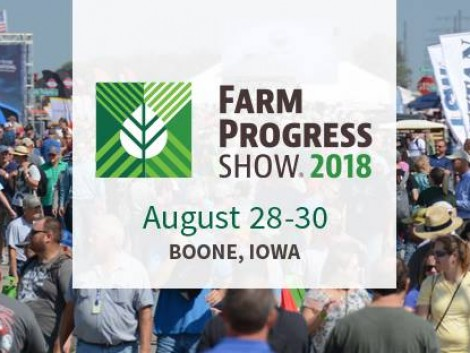Ne hagyja ki a Farm Progress Show-t!