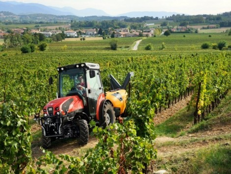 Számos műszaki újdonság a Same új kertészeti traktorában