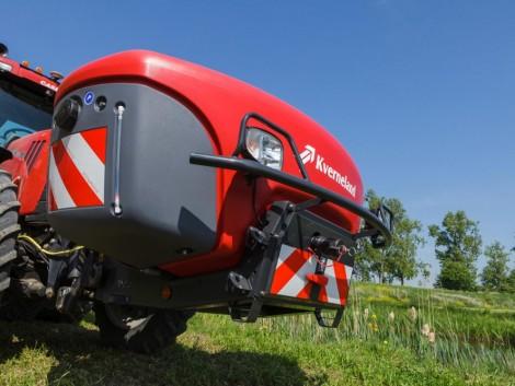 Műtrágyaszóró- és vetőgépújdonságok egyenesen Németországból