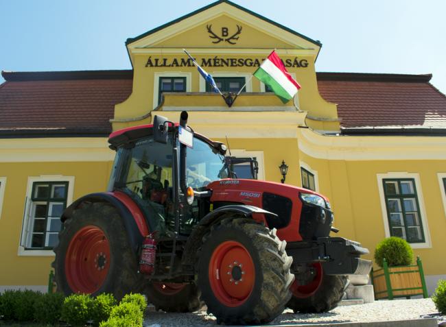 Melyik az a traktormárka, amiből 4 év alatt 400-at adtak el hazánkban?