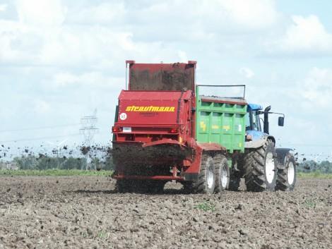 Szerves trágya nélkül éhezik a talaj