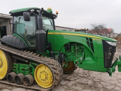 Nagy traktorok 250 lóerő felett