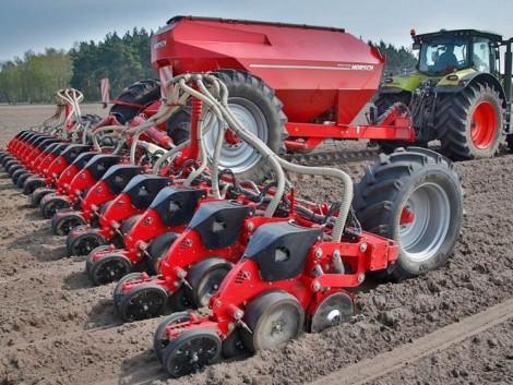 A Horsch farmot nyit az USA-ban
