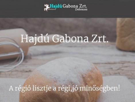 Romániában kellett visszaperelnie márkanevét és emblémáját a Hajdú Gabona Zrt.-nek