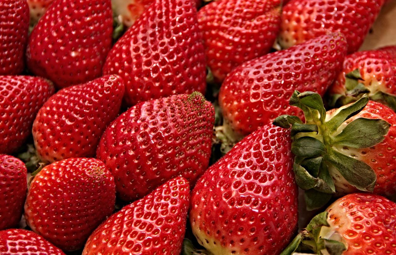 c359bfc529 A forróság miatt 140 ezer tő eper ment veszendőbe egyetlen farmon – fotó:  Pixabay