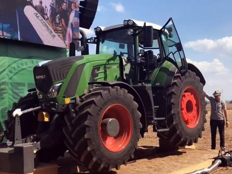 Fendt traktorújdonságok Németországból – VIDEÓ