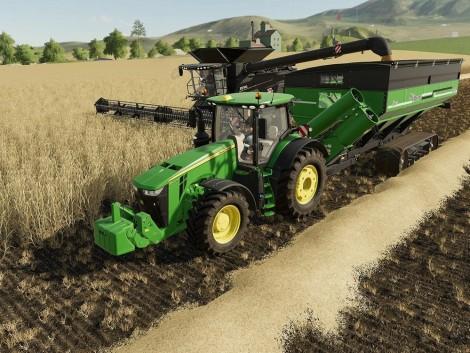 Szűk három hónap és itt a Farming Simulator 19!