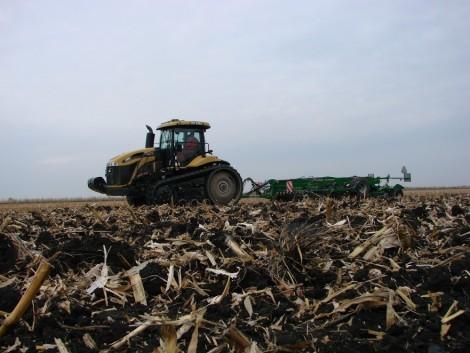 Fontos a talaj takarása a betakarítás után