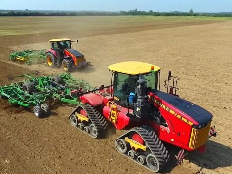 Kompromisszum nélküli talajművelés: VERSATILE és KERNER gépek a kiváló talajszerkezetért
