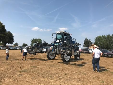Szántóföldi bemutató a világ egyik legnagyobb agrárvállalatánál – VIDEÓ