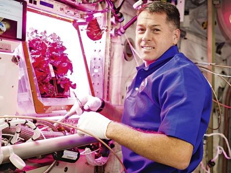 Az űrbéli növénytermesztés akadályai