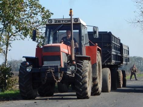 Zetor Crystal traktorok - fél évszázada velünk