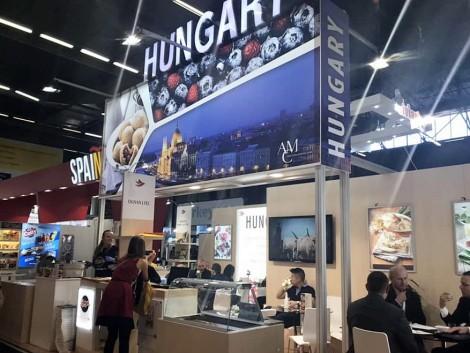 Magyar élelmiszerek a legnagyobbak között