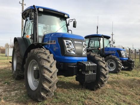 Már nagyon várjuk az új Solis traktorokat! – VIDEÓ