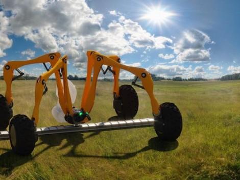 Vilma, a robot 95 százalékos vegyszer-megtakarítást is lehetővé tesz