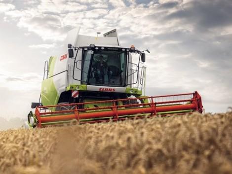 CLAAS gép hozta el a nagydíjat az AGROmashEXPO és AgrárgépShow pályázatán